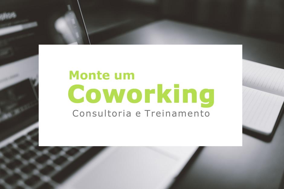 Consultoria Monte um Coworking