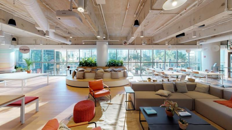 WeWork Faria Lima 4055