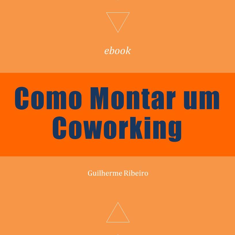 Capa ebook Como Montar um Coworking